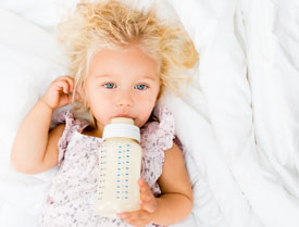 Baby Bottle Tooth Decay - Pediatric Dentist in Lees Summit, MO